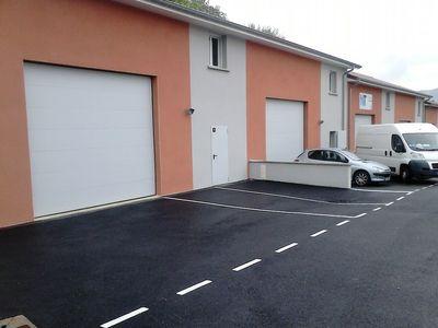 Portes sectionnelles à Renage