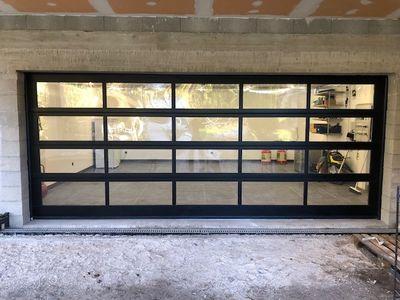 Nouveauté porte sectionnelle Habitat